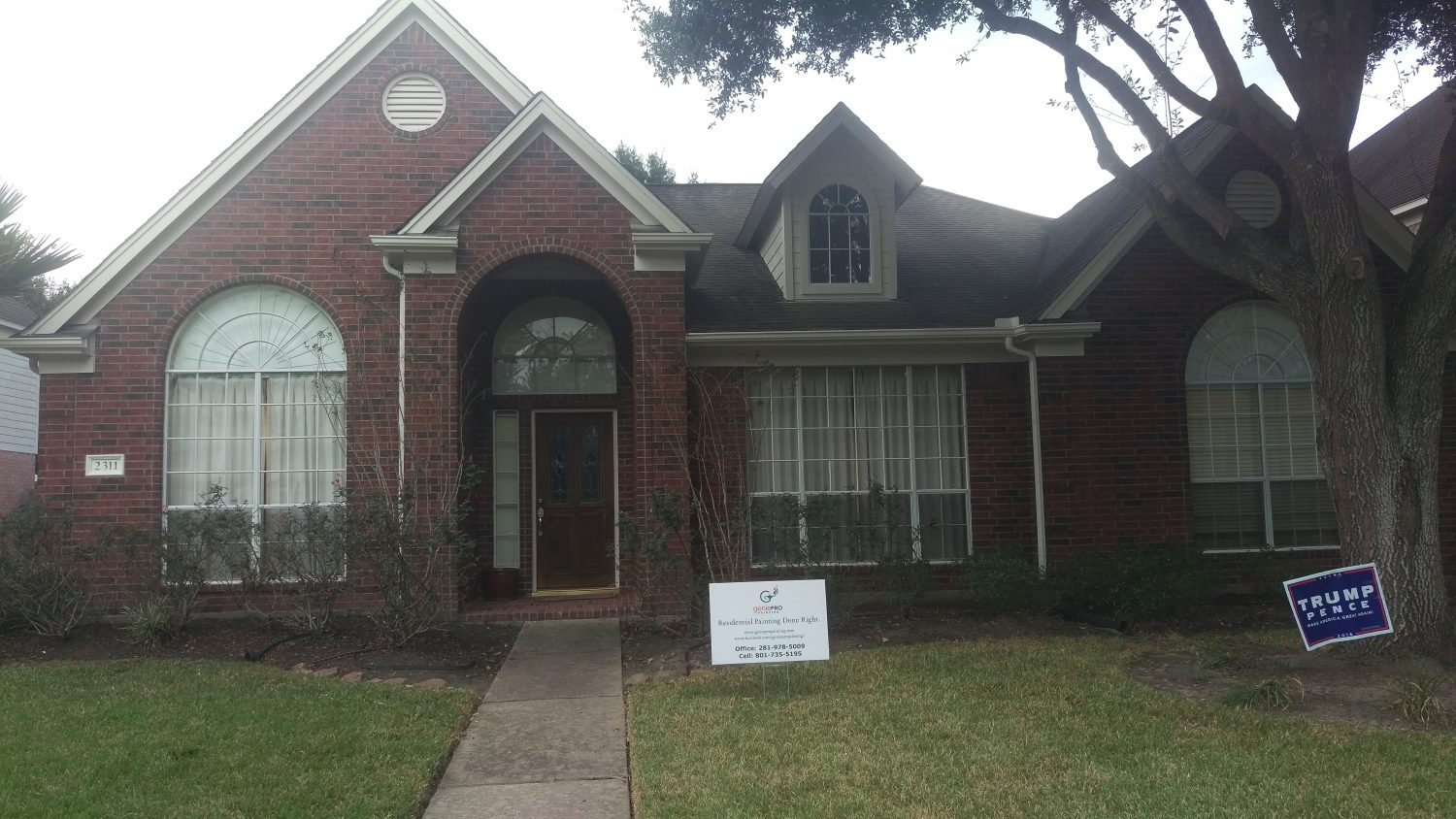 exterior home painting in katy tx