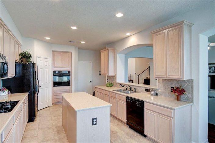 Kitchen Interior Paint Job in Richmond, TX