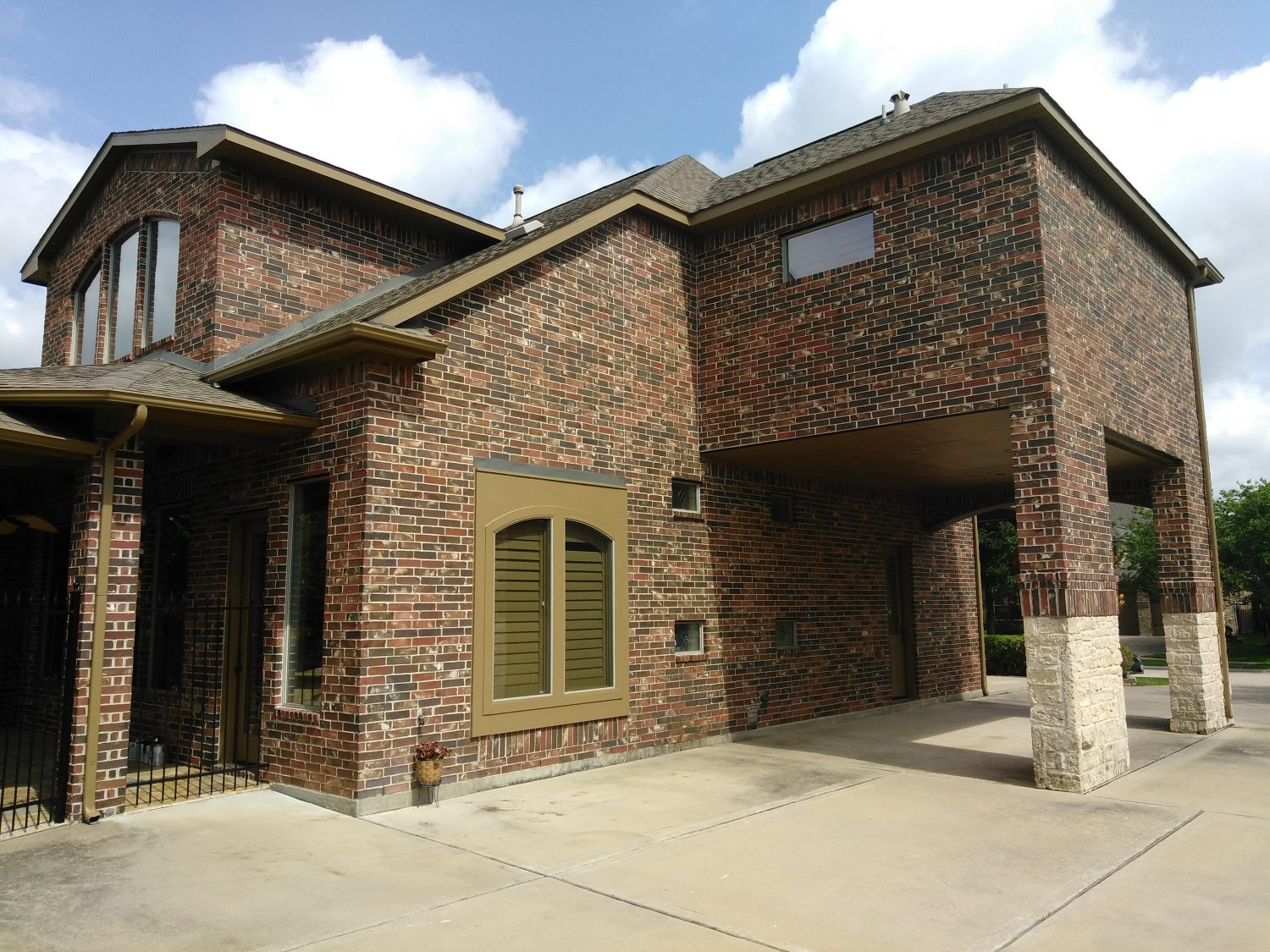 Complete Residential Repaint of Home in Cypress, TX