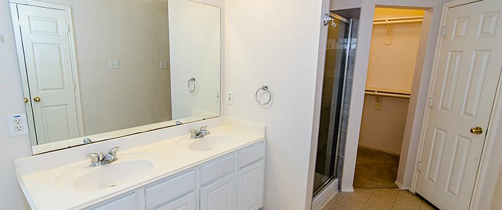 Remodeled Bathroom in Richmond, TX Residence
