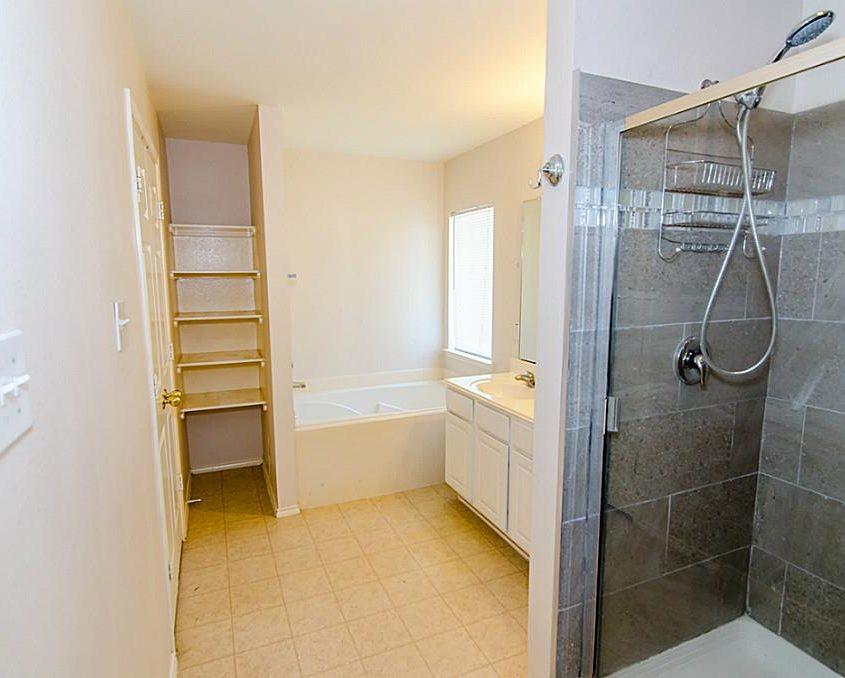 Bathroom Interior Paint Job in Richmond, TX