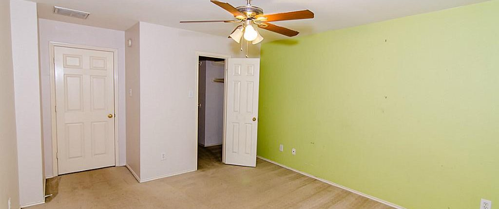 Bedroom Interior Paint Job in Richmond, TX