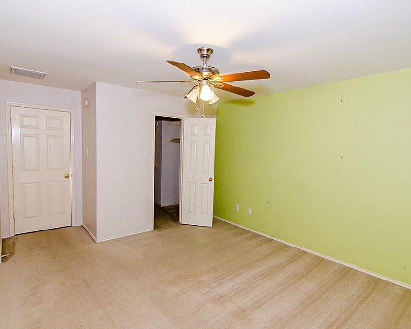 Bedroom Interior Paint Job in Richmond, TX
