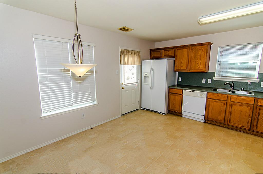 Kitchen Interior Remodel and Repaint in Richmond, TX Home