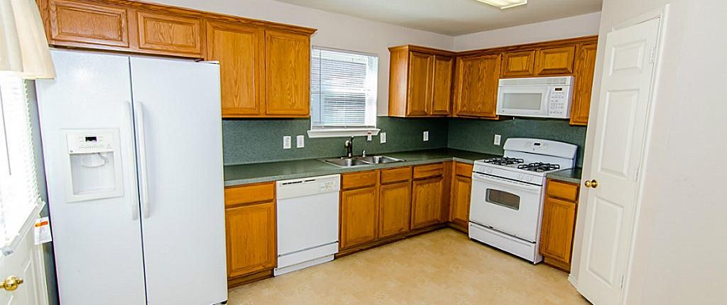 Remodeled Kitchen Interior in Richmond, TX