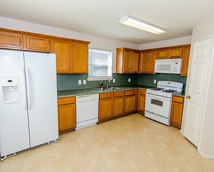 Remodeled Kitchen Interior in Richmond, TX