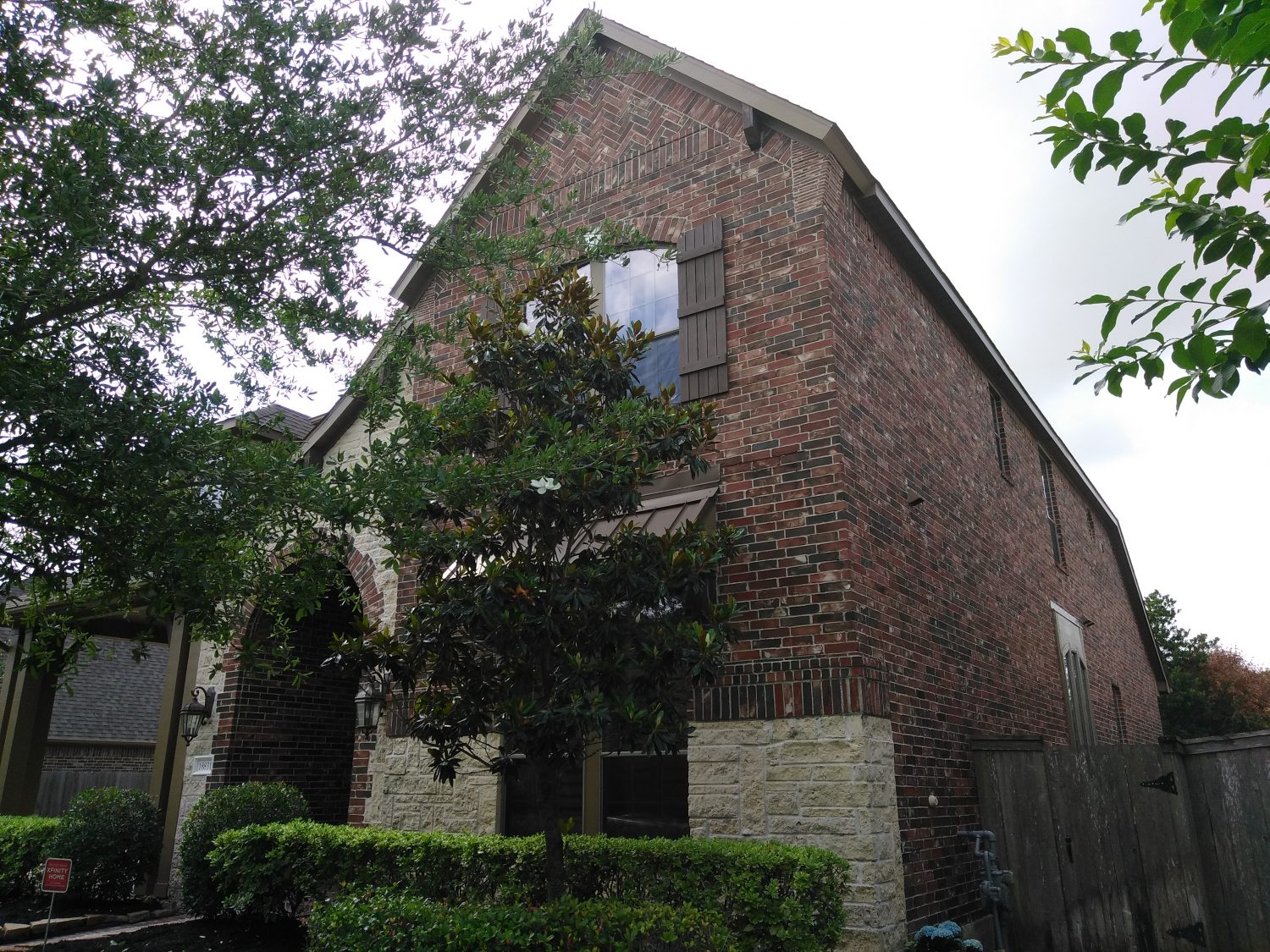 Residential Exterior Repaint Cypress, TX